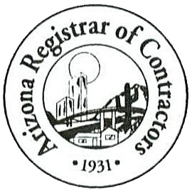 Arizona Register of Contractors